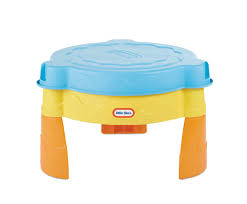 Amazon Com Little Tikes Treasure Hunt Sand And Water Table Toys