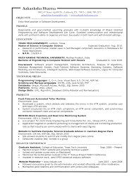 computer resume resume bs computer science online degree resume earn a colleges