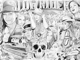 12 best lowrider arte images on pinterest drawings black and city