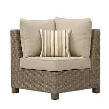 Allen Roth Patio Furniture Covers - furniture shop allen roth gatewood count brown aluminum patio
