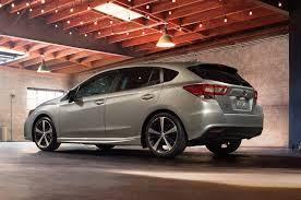 Subaru Top Speed 2017 Subaru Impreza First Look Review Motor Trend