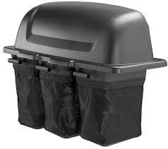 amazon com poulan pro soft sided grass bagger fits all poulan