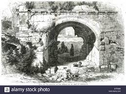 gate hospital knights st john jerusalem ancient ruin god jesus