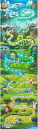 Giant Map Farm Heroes Saga U0027s Giant Map How Unity Community
