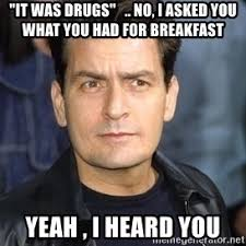 Charlie Sheen Memes - charlie sheen meme generator