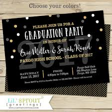 graduation open house invitation printable graduation invitation joint graduation party