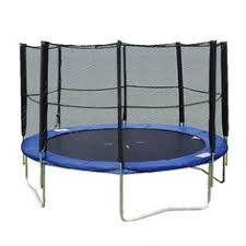 trampolines black friday amazonsmile skywalker trampolines 15 foot round trampoline and