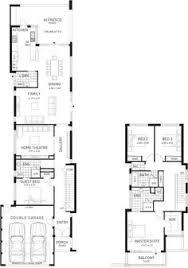 Two Storey Floor Plan Semillon Single Storey Foundation Floor Plan Western Australia