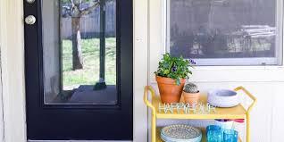 Exterior Back Door Refreshing The Back Door Renovations
