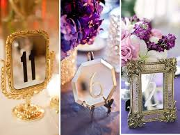 wedding reception table 35 most appealing wedding table number ideas everafterguide