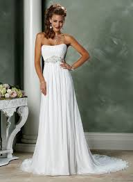 cheap bridal gowns wedding ideas flowy chiffon wedding dresses cwvt15002 c fabulous