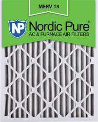 Filtrete Healthy Living Ultra Allergen Reduction Ac Furnace Air Nordic Pure 20x25x2m13 3 20x25x2 Merv 13 Pleated Ac Furnace Air
