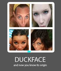 first it was the duck face a k a the blowjob face 59698782