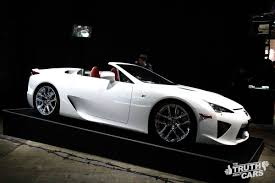 lexus supercar sport lfa archives the truth about cars