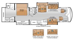 motorhome floor plans 40ax tuscany xte class a diesel motorhome floor plan 2015
