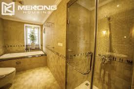 Bathroom In Thai Charming Apartment For Rent In Thai Phien Street Hai Ba Trung