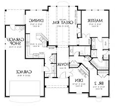 100 ranch house plans open floor plan attractive