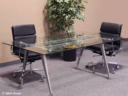 Glass Top Conference Table Glass Top Conference Tables Free Shipping