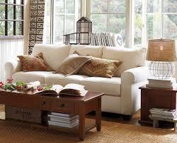 small living room makeovers barn living pottery and barn