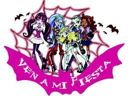 Halloween Monster High by