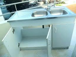 evier cuisine inox pas cher meuble de cuisine avec evier inox evier cuisine inox pas cher