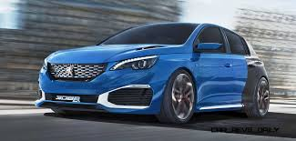 peugeot cars in india 2015 peugeot 308r hybrid
