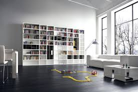 Wallpaper Ideas For Sitting Room - bookcase white bookcase wallpaper pictures grey and white