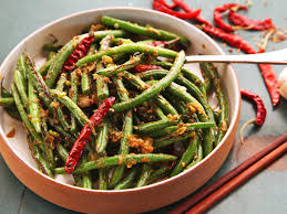 the food lab for the best sichuan dry fried green beans ditch