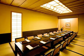 Traditional Japanese Kitchen - long traditional japanese kitchen with tatami idea traditional