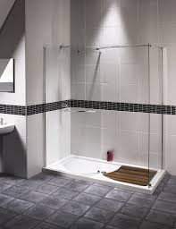 Walk In Showers by Aquaspace Walk In Shower Enclosure 1700mm X 900mm