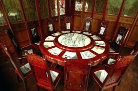 rotating dining table rotating dining dining table dining table centerpiece rotating india dining