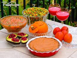 thanksgiving my fullyraw thanksgiving dinner hor recipes for