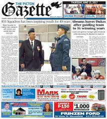 picton gazette june 15 2017 by the picton gazette issuu