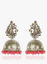 buy jhumka earrings online jhumkis online buy women jhumkis online in india jabong
