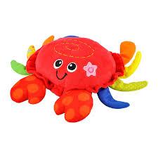 winfun shake n dance crab it 1pcs from redmart
