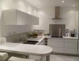 la cuisine d isabelle une cuisine moderne blanc et inox