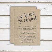 wedding reception only invitations best 25 reception only invitations ideas on reception