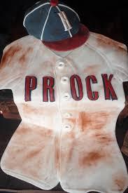 vintage baseball themed baby shower cakecentral com
