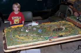 n scale railroad transportation museum