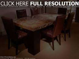 Stone Top Dining Room Tables Stone Top Dining Table Set Dining Table Ideas