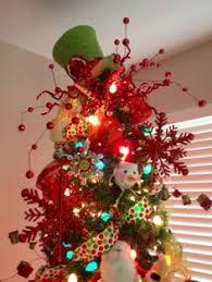unique tree topper christmas tree topper ideas fa la la la la tree