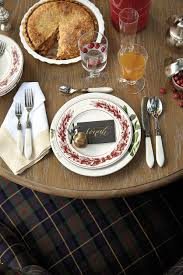 Christmas Table Setting Ideas by A Christmas Table With Mandy Kellogg Rye How To Decorate