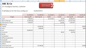 Basic Spreadsheet Template by Abcaus Excel Accounting Template