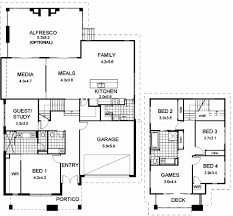 bi level house plans with attached garage tri level floor plans inspirational home design split level ranch