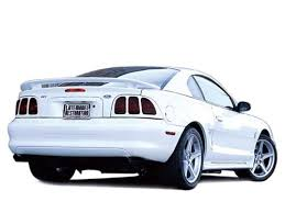96 98 mustang tail lights sve mustang smoked tail light tint 96 98 lmr com