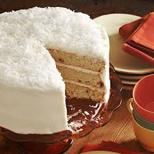 Coconut Cake Recipe Coconut Cake Midwest Living