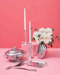 where to do wedding registry 12 silver pieces to add to your registry martha stewart weddings