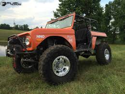 ford bronco jeep ford bronco anza beadlock d116 gallery mht wheels inc