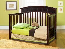 Graco Charleston 4 In 1 Convertible Crib by Lajobi Crib Guard Rail Baby Crib Design Inspiration