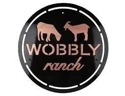 smw621 custom metal ranch sign sunriver metal works ranch sign